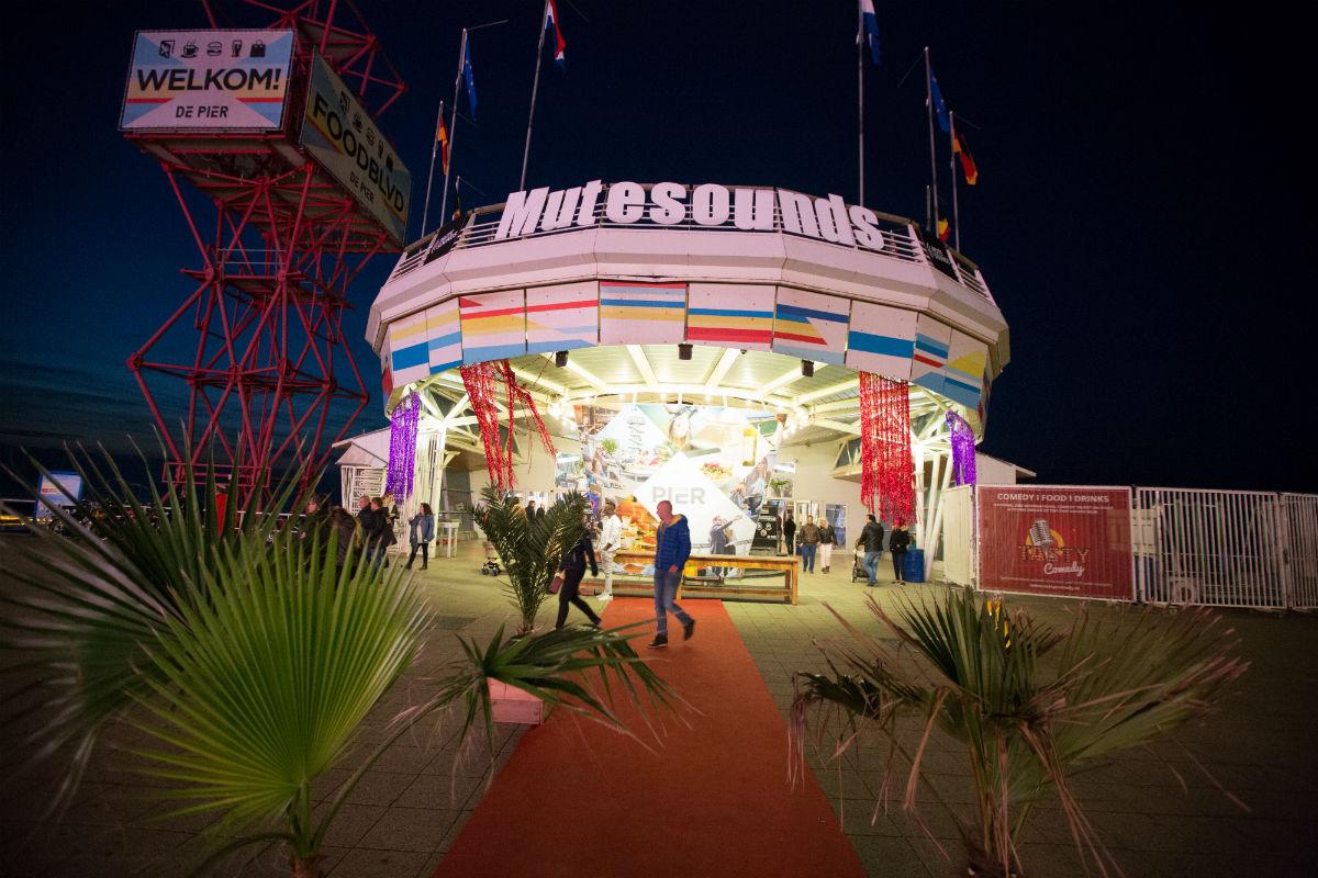 Mutesounds | 2016 pier