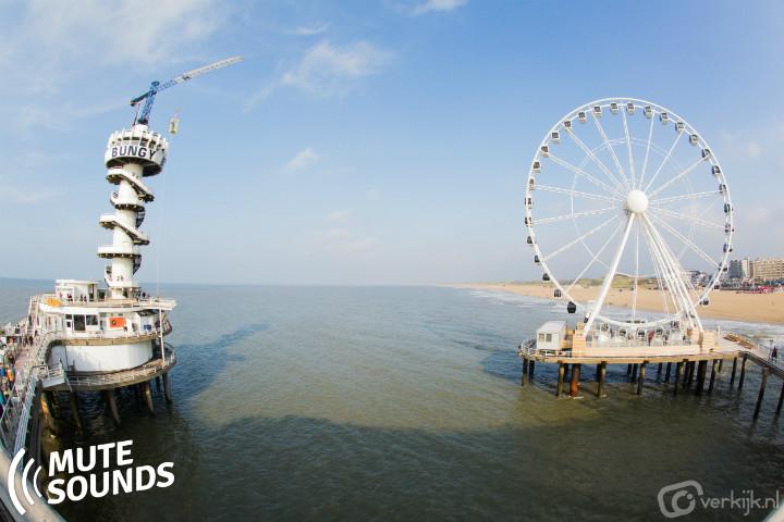 MuteSounds | 2017 locatie de Pier