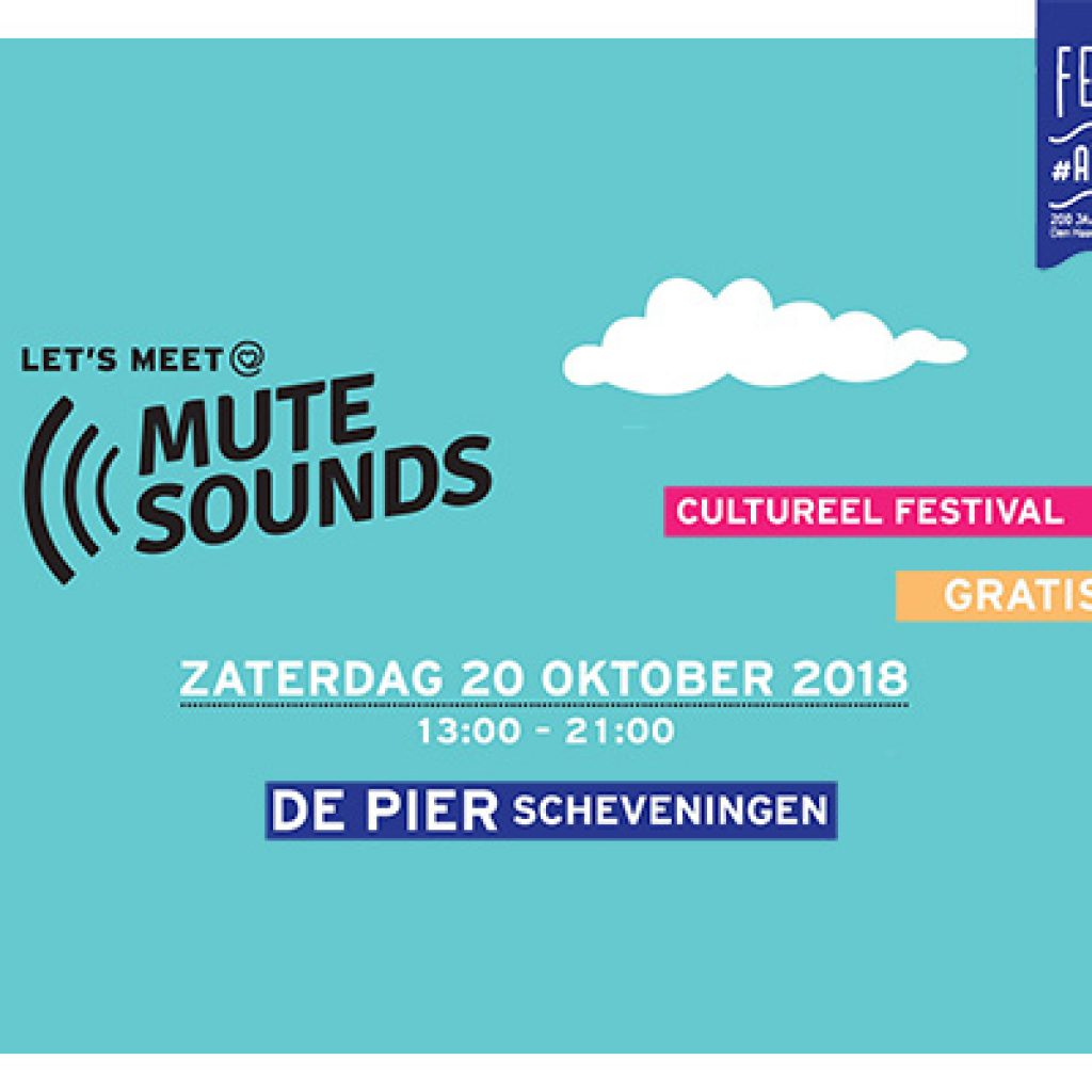 MuteSounds Festival 2018 Flyer