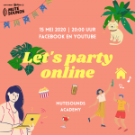 Let's meet online @ MuteSounds!