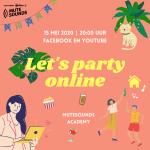 Let's meet online @ MuteSounds!
